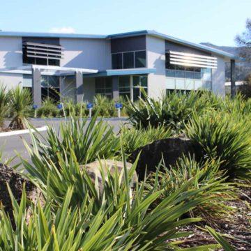 Landscape design Commercial and civic